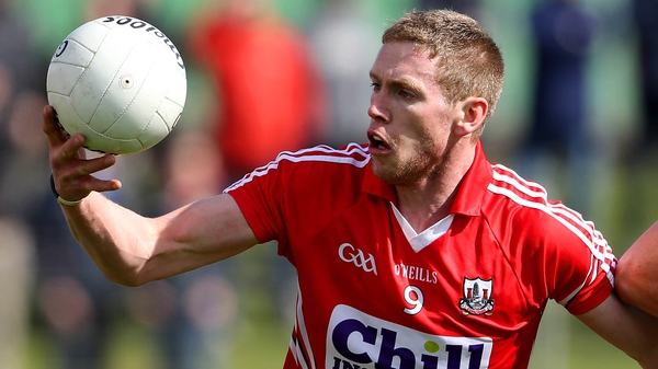 Andrew O'Sullivan was among the goals for Cork