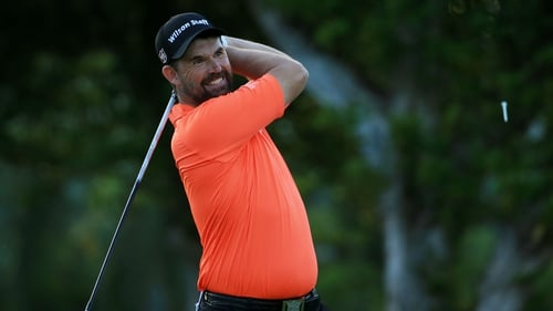 Padraig Harrington is looking for another decent finish on the PGA Tour
