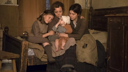 Lydia McGuinness with Jordanne Jones and Jaelynne Wallace Ruane in Rebellion