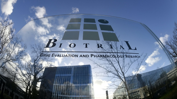 Trial was being carried out by research company Biotrial for Bial