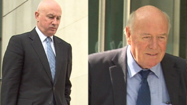 The pair were jailed last year for conspiracy to falsify bank records and defraud the Revenue commissioners