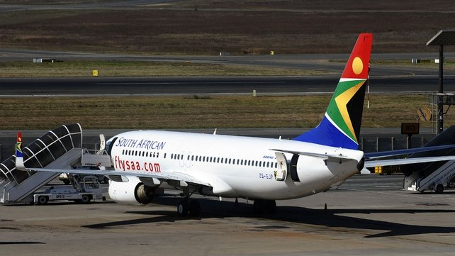 SAA urged passengers to be vigilant after a series of thefts during flights