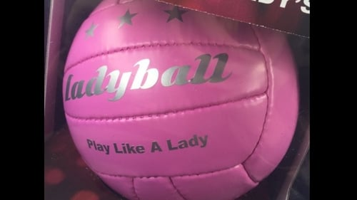 The Ladyball - not coming to a store near you