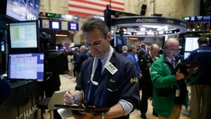 Selling was heaviest in oil shares, financials and tech stocks, which sent the Nasdaq tumbling more than 4% before it recovered slightly