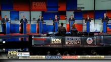 Final Republican Party debate takes place before first election caucus