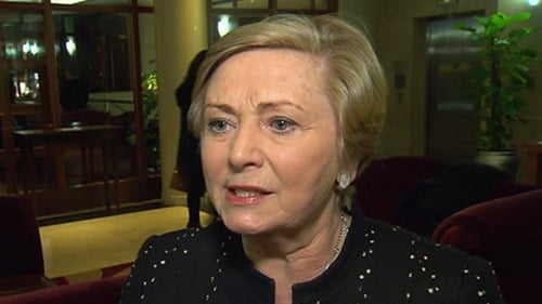 Frances Fitzgerald brought a memo before Cabinet on the issue