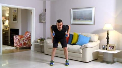 Operation Transformation Extras: John's Resistance Exercises Day 32