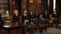 The Late Late Show Extras: BT Young Scientist