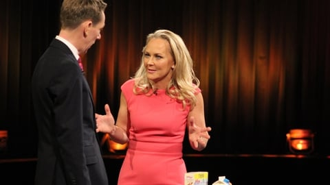 The Late Late Show Extras: Dr Eva Orsmond