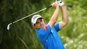 The Greystones golfer has made a great start in America