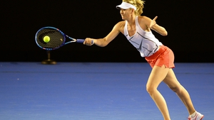 Maria Sharapova has not found her best form since returning from a doping ban