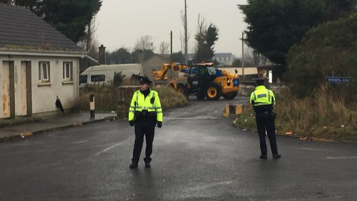 Evictions of families from Dundalk halting site postponed