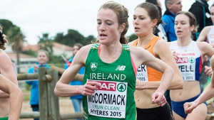 Fionnuala McCormack is a two-time European champion