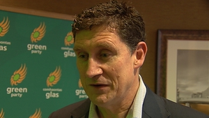 Leader Eamon Ryan said Green Party would run in every constituency in the next election