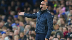 The Toffees boss was enraged by Chelsea's late goal