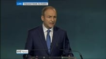 Micheál Martin has hit out at the Government