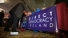 Direct Democracy Ireland held a national conference in Mullingar