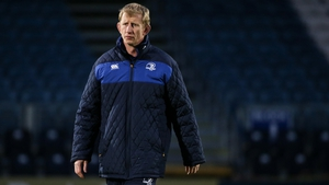 Leo Cullen finally got his first European win as Leinster head coach