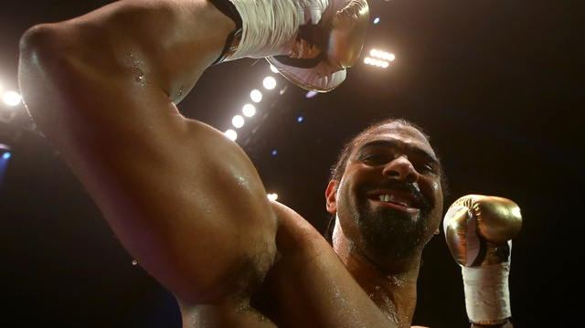 Haye back in business with easy win