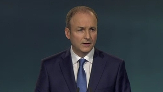Fianna Fáil Tension over Coalition Speculation