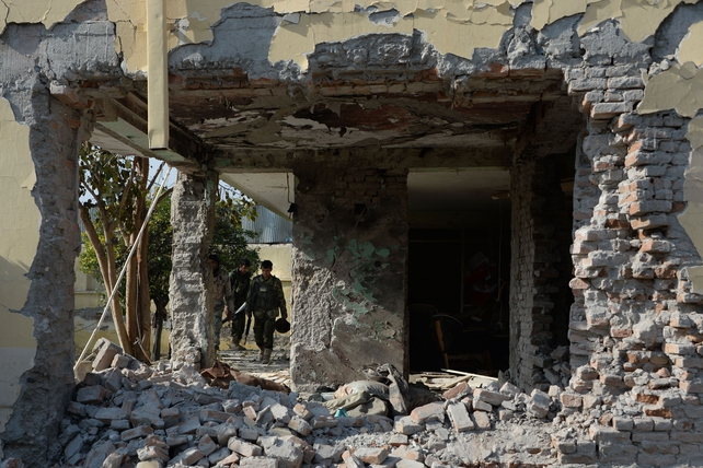 The so-called IS group claimed responsibility for an attack in Jalalabad last week