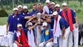 Clarke leads Europe to emphatic EurAsia Cup win