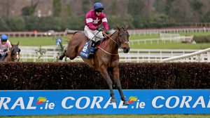 Empire Of Dirt will compete in the Irish Gold Cup