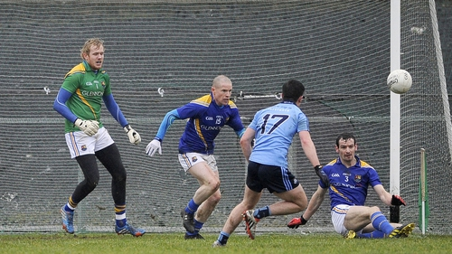 Dublin were beaten by Longford in Sunday's O'Byrne Cup semi-final