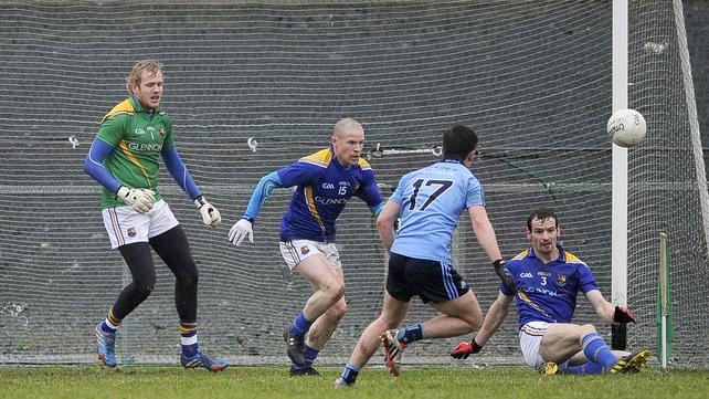 Dublin were beaten by Longford in Sunday's O'Byrne Cup semi-final