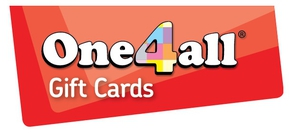 The One4all Digital Gift Card will be available to spend in over 8,500 stores nationwide