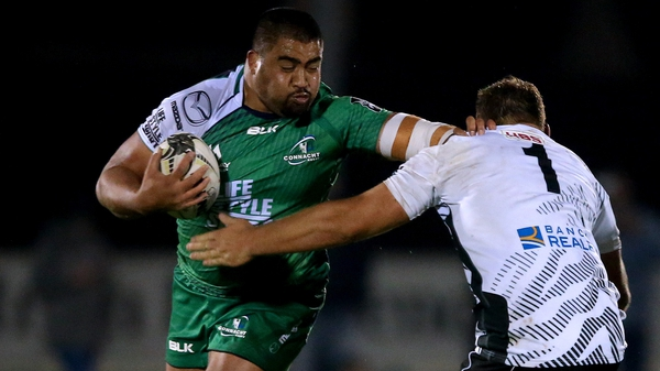 Rodney Ah You is expected to return to the Connacht line-up