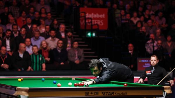 Ronnie O'Sullivan won 10-1