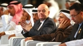 Infantino says Caribbean votes can secure FIFA job
