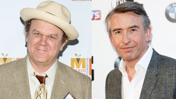 John C Reilly and Steve Coogan to play Laurel and Hardy
