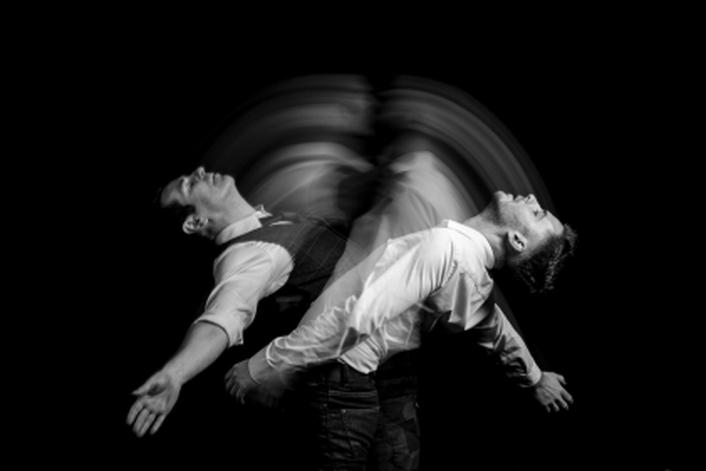 """Linger"" by choreographer Breandán de Gallaí"