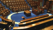 67 bills were passed in the Dáil and Seanad last year