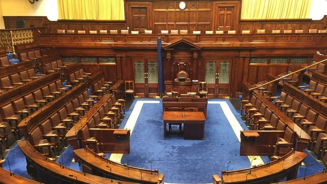 Opposition TDs are critical of the Government's record on political reform
