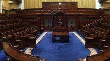 Under the new measures the Clerk of the Dáil would act as the Chairman of the house until the new Ceann Comhairle was elected