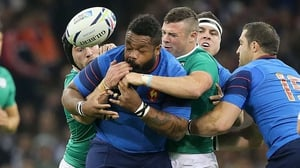 Mathieu Bastareaud returns to the French fold