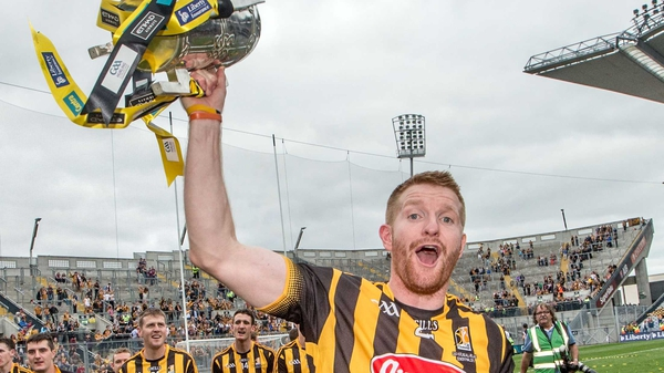 Richie Power made just one competitive appearance for Kilkenny last season