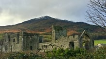 Sandra Fenner sent in this pic of the Dominican Priory on a recent trip to Carlingford