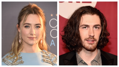 Saoirse Ronan and Hozier make the Forbes Entertainment list