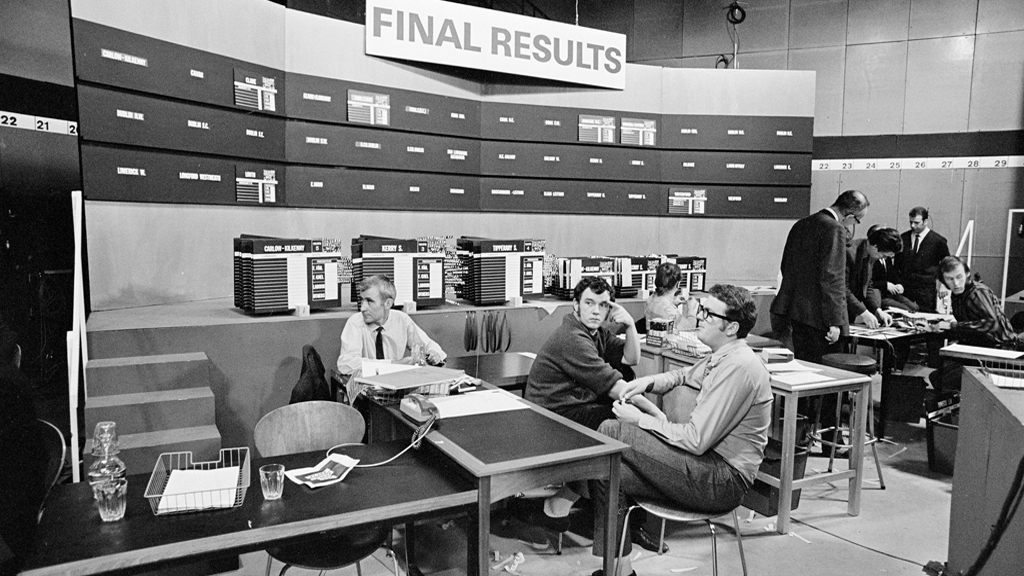 General Election 1969