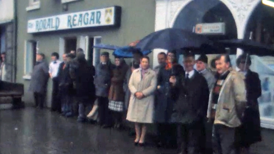 Ronald Reagan Pub, Ballyporeen (1981)