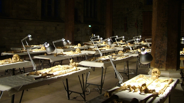 Skeletons were discovered at site in York
