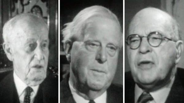 Earnán de Blaghd, Robert Barton and James Ryan (1969)