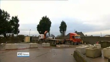 Meeting between council officials and families evicted from Louth halting sites under way