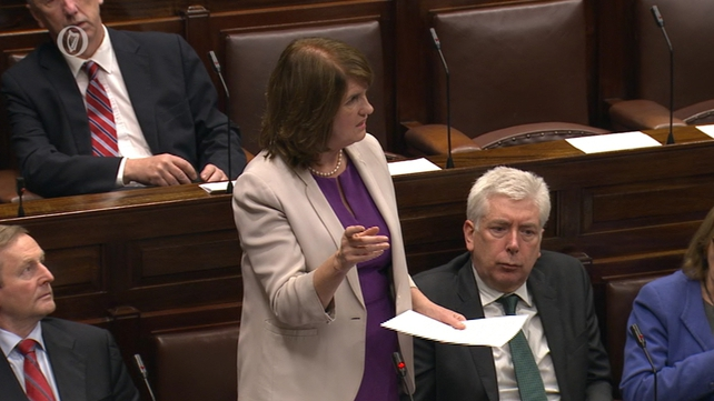Joan Burton has been criticised for appointing David Begg to a State job
