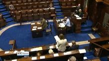 Dáil debating Tánaiste no-confidence motion