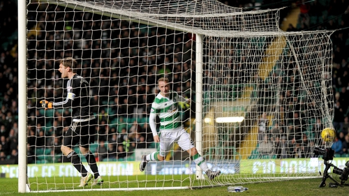 Leigh Griffiths' hot scoring spell continues